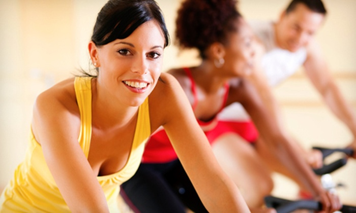 Sports & Fitness - Multiple Locations: $10 for a One-Month All Access Fitness Membership at Sports & Fitness ($58.99 Value)
