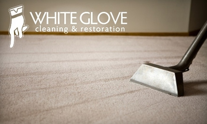 White Glove Cleaning & Restoration - Summit Hill: Carpet, Sofa & Vent Cleaning Services from White Glove Cleaning & Restoration. Four Options Available.