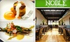 Half Off at Noble: An American Cookery