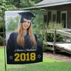 Up to 73% Off Personalized Graduation Garden Flags
