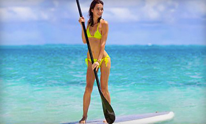 Florida Paddlesports - Burnt Store: Two-Hour Paddleboard Rental for One or Two at Florida Paddlesports in Cape Coral (Up to 63% Off)