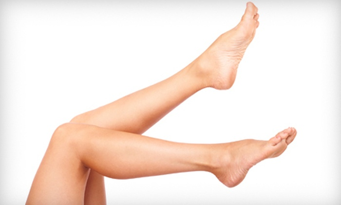 Chicago Legs - Hinsdale: $99 for Three Laser Vein-Removal Treatments with Consultation and Treatment Plan at Chicago Legs in Hinsdale (Up to $1,330 Value)