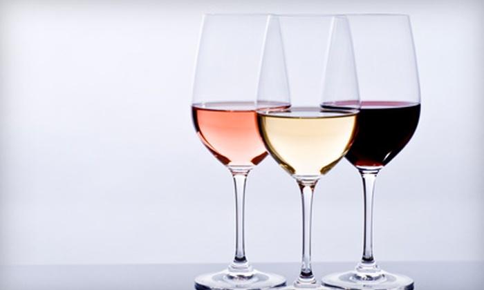 Rustica Wine School - Woodward Park: Regional-Wine Workshops or Sparkling-Wine Seminar at Rustica Wine School. Four Options Available.