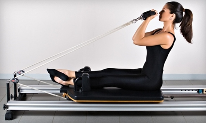 Rockwell Pilates - Chicago: $30 for Five Group Fitness Classes at Rockwell Pilates ($60 Value)