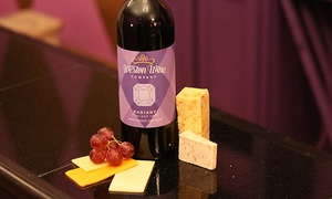 Gourmet Wine And Cheese Or Cupcake Pairing For Two Or Four At Weston Wine Company (38% Off)