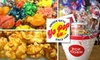 Yo Pop Etc - Multiple Locations: $5 for $15 Worth of Popcorn and Eats at Yo Pop Etc.
