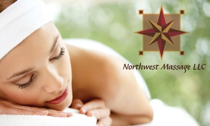 Northwest Massage - Crown Ridge: $32 for a One-Hour Massage at Northwest Massage