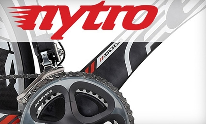 Nytro Multisport - Encinitas: $35 for Basic Bicycle Tune-Up at Nytro Multisport in Encinitas ($75 Value)