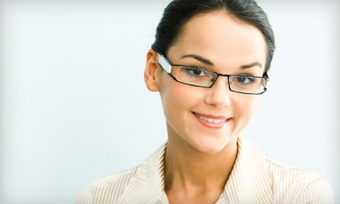 Nuccio Optometrists - Bloomingdale: $50 for $200 Toward a Complete Pair of Prescription Eyeglasses or Sunglasses at Nuccio Optometrists in Bloomingdale