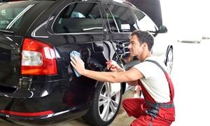 Brillo Car: Desde $199 por lavado completo de exterior + interior + encerado 3M con opción a limpieza de tapizados en Brillo Car