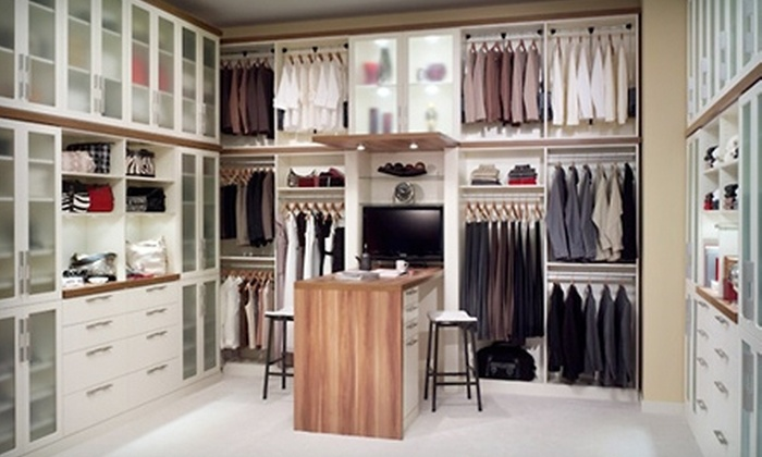 60 Off A Custom Built Closet