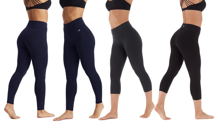 32b9c89824d0f Up To 60% Off on Marika Tummy Control Leggings | Groupon Goods