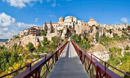 Cuenca: 1 o 2 noches en habitación doble con desayuno y opción a cena en Valmar Hotel