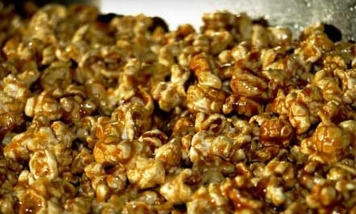 Kernel Fabyan's: $12 for $26 Worth of Gourmet Popcorn from Kernel Fabyan's