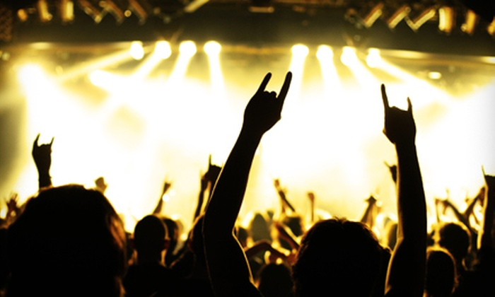 Rock Allegiance Tour - RP Sports Compex: One Ticket to See the Rock Allegiance Tour with Papa Roach, Puddle of Mudd, and More at Power Balance Pavilion on September 25 at 5 p.m. (Up to $43.85 Value)