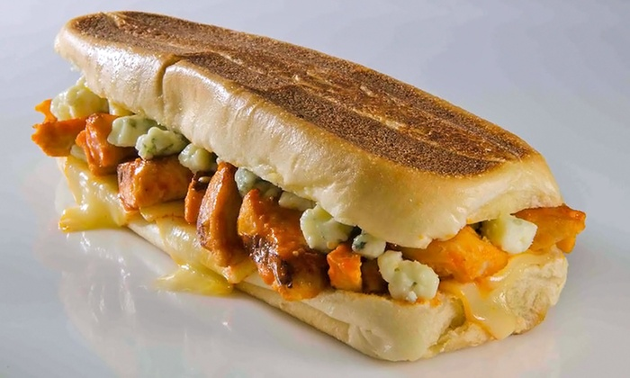 Daily Melt - Miami: $12 for $20 Worth of Sandwiches at Daily Melt