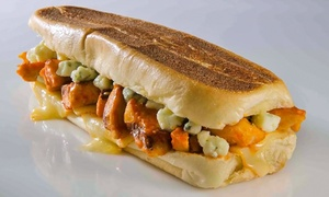 $12 For $20 Worth Of Sandwiches At Daily Melt Grill