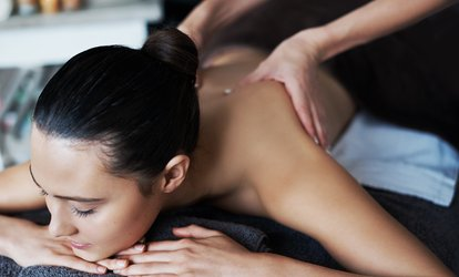 image for One-Hour Full Body Massage at Lush Nails & Beauty (30% Off)