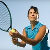Up to 54% Off Tennis Apparel or Racket Stringing