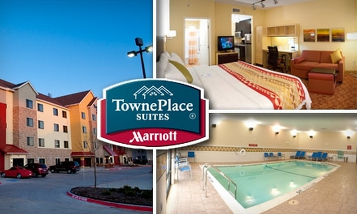 Marriott TownePlace Suites - DeSoto: $49 for a One-Night Stay at Marriott TownePlace Suites