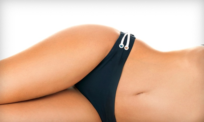 Nova Vita Salon and Spa - Tustin: $55 for Two Brazilian Bikini Waxes at Nova Vita Salon and Spa in Tustin ($120 Value)