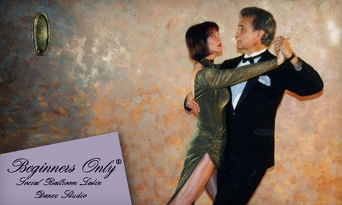 Beginners Only - Woodlake/ Briar Meadow: $65 for Two Private Dance Lessons at Beginners Only Social Ballroom Latin Dance Studio ($150 Value)