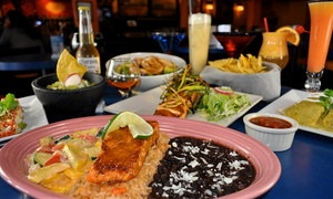 Mexican Cuisine at Mexicali Grill (Up to 38% Off).Two Options Available.