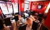 L'entrée des Artistes - Paris: Entrée, plat et dessert pour 2 personnes à 79 € chez L'entrée des Artistes