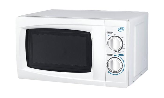 Forno a microonde con grill daya groupon - Mobiletto per forno microonde ...