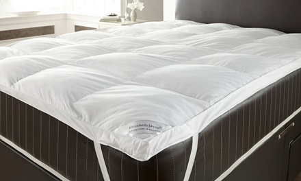 Goose Feather and Down Pillows TwoPack £10.99, Mattress Topper in Choice of Size from £17.99 or Set from £28.99