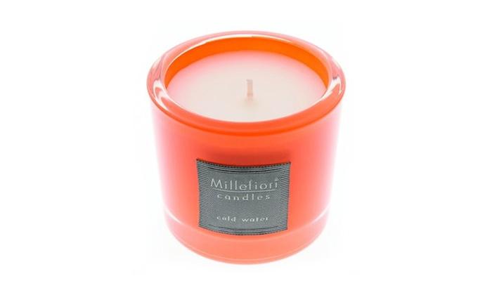 Millefiori Milano Candles at Cleopatra's Bath&Body Boutique