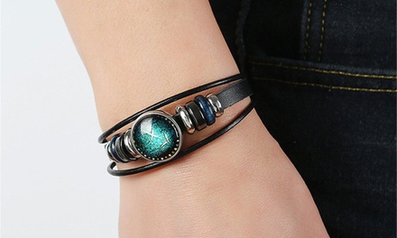 Multi-Layer Constellation Bracelet