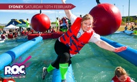 Ridiculous Obstacle Challenge 5K Entry + T-Shirt for $69 at Sydney Olympic Park (Up to $119 Value)