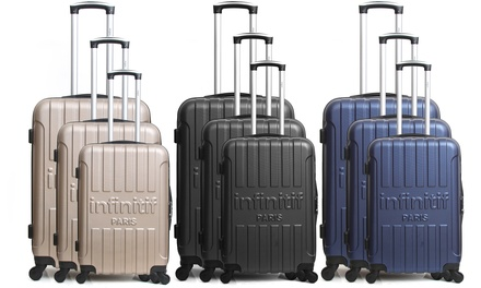Set di 3 trolley Infinitif