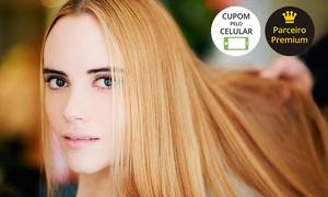 Studio Dona Daniih Capelli: Studio Dona Daniih Capelli – Rebouças: corte de cabelo e hidratação