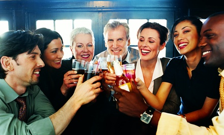 Birthday, Bachelor, or Bachelorrette Party for Six or Eight  from Pass to Party (Up to 51% Off)