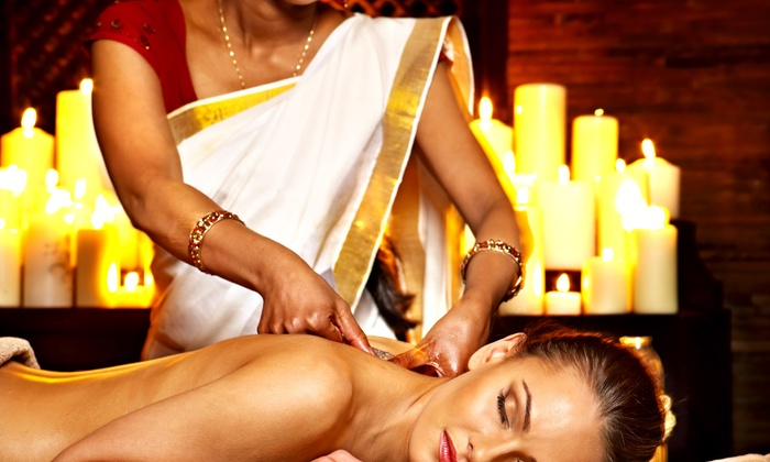 Ananda Ayurvedic Spa - Coral Gables - Indian Massage: Indian Massage Packages at Ananda Ayurvedic Spa - Coral Gables (Up to 47% Off). Three Options Available.