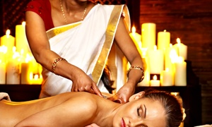 Ananda Ayurvedic Spa: Up to 50% Off Indian & Hot Stone Massage at Ananda Ayurvedic Spa