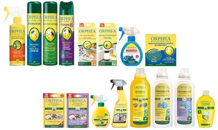 Kit di prodotti anti-insetti Orphea