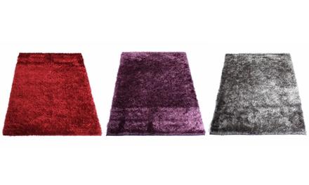 Flokati-Teppich in der Größe und Farbe nach Wahl (55% sparen*)
