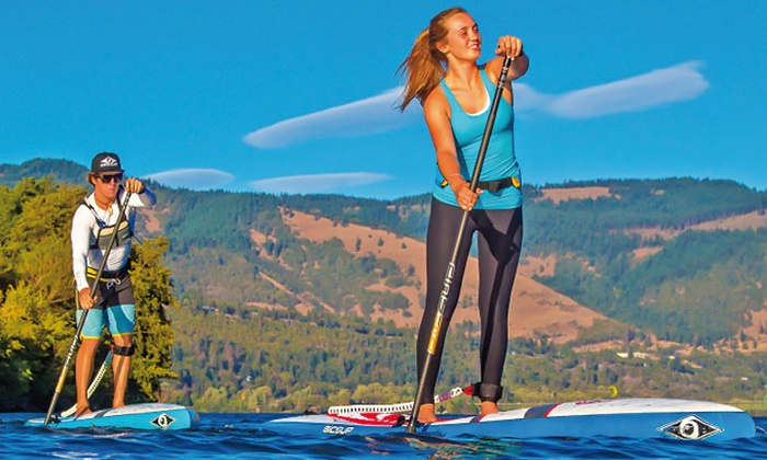 Colorado Watersports - Colorado Watersports: Stand-Up Paddleboard or Kayak Class or Rental at Colorado Watersports (Up to 50% Off)