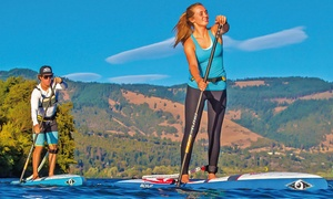 Colorado Watersports: Stand-Up Paddleboard or Kayak Class or Rental at Colorado Watersports (Up to 50% Off)