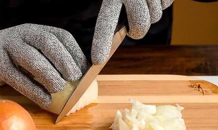 1 of 2 paar multifunctionele handschoenen voor bescherming tijdens het snijden