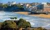 Biarritz : 1 à 3 nuits avec petit-déjeuner et accès thalasso en option