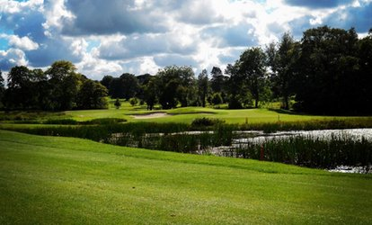 image for 18 Holes of Golf with Pull Trolley for Two or Four at Rathsallagh House Golf & Country Club (42% Off)