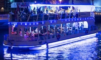 Yas Marina Glass Boat Dinner Cruise for One Child or One, Two, Four or Six Adults with Net Tours Abu Dhabi