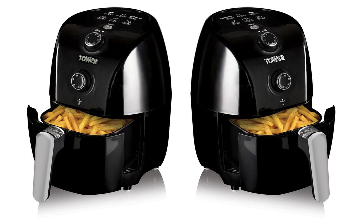 Tower T17025 900W Compact Air Fryer