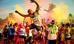 Coloroscopy - Color Me Rad 5K Races: $29 for the Color Me Rad 5K Run at Lackawanna County Courthouse on Sunday, May 15 ($55 Value)