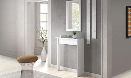 m bel set f r den flur groupon goods. Black Bedroom Furniture Sets. Home Design Ideas
