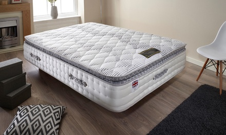 Gold 6000 Pillowtop Recharge Mattress